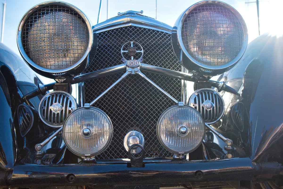 Jaguar SS 100 3.5l - 1937